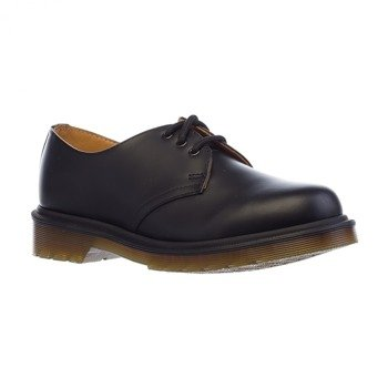 glany DR. MARTENS - DM 1461 PW BLACK SMOOTH (DM11839002)
