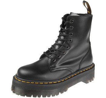 glany DR. MARTENS - JADON BLACK POLISHED SMOOTH (DM15265001)