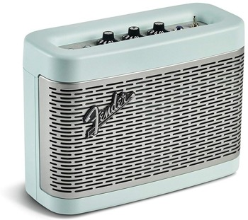 głośnik bluetooth FENDER NEWPORT SONIC BLUE