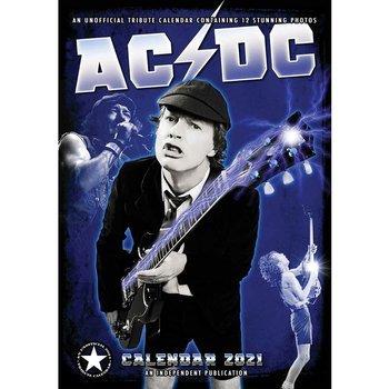 kalendarz AC/DC 2021