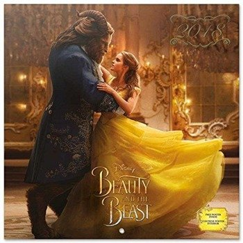 kalendarz BEAUTY AND THE BEAST 2018