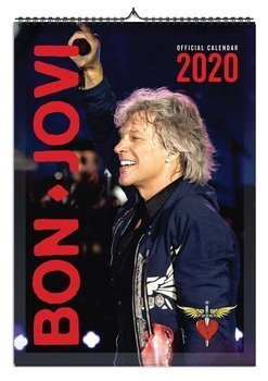 kalendarz BON JOVI 2020