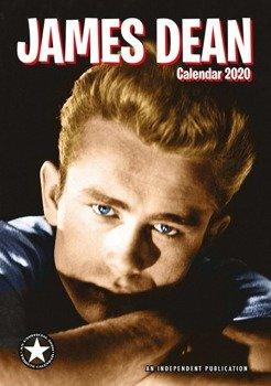 kalendarz JAMES DEAN 2020