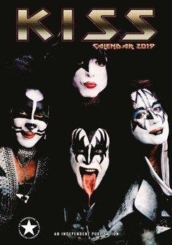 kalendarz KISS 2019
