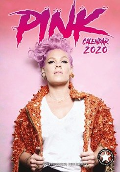 kalendarz PINK 2020