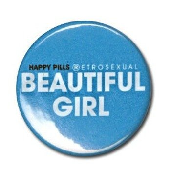 kapsel HAPPY PILLS - BEAUTIFUL GIRL
