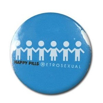 kapsel HAPPY PILLS - RETROSEXUAL blue