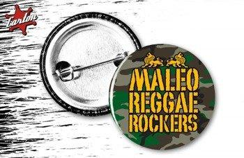 kapsel MALEO REGGAE ROCKERS - LOGO moro (B25_120)