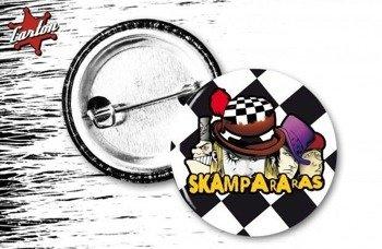 kapsel SKAMPARARAS - STREETSKA checkerboard