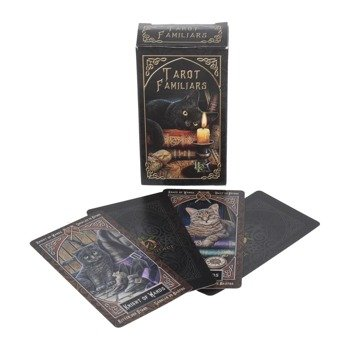 karty do tarota LISA PARKER TAROT FAMILIARS