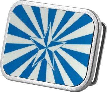 klamra do pasa NAUTICAL STAR SHINE BLUE/WHITE