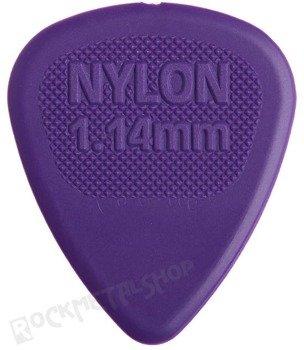 kostka gitarowa DUNLOP - NYLON MIDI 1,14mm