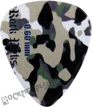kostka gitarowa ROCK PICK - MILITARY CAMO