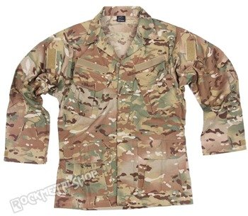 koszula SFU SHIRT POLICOTTON RIPSTOP CAMOGROM