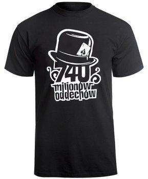 koszulka 740 MILIONÓW ODDECHÓW