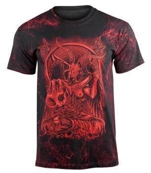 koszulka AMENOMEN - DEMON (OMEN023KM ALLPRINT RED)