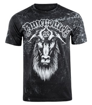 koszulka AMENOMEN - DEVIL (OMEN154KM ALLPRINT WHITE)