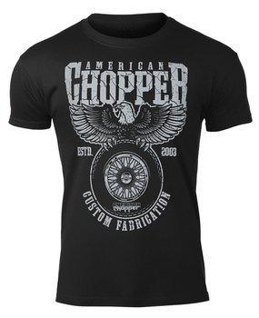 koszulka AMERICAN CHOPPER - CUSTOM FABRICATION