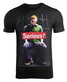 koszulka BATMAN - JOKER SERIOUS?