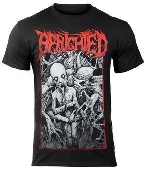koszulka BENIGHTED - OBSCENE REPRESSED