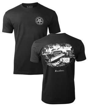 koszulka BLACK CRAFT - RESTLESS