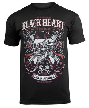 koszulka BLACK HEART - ROCKABILLY BOY