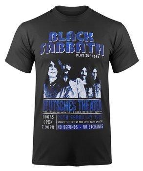 koszulka BLACK SABBATH - DEUTSCHES '73 ekologiczna