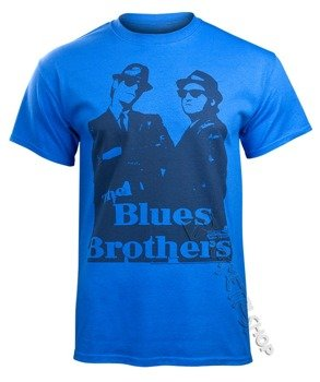 koszulka BLUES BROTHERS - BIG BLUE 2