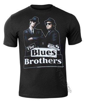 koszulka BLUES BROTHERS - NEW BLUE