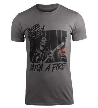 koszulka BOB MARLEY - CATCH A FIRE WORLD TOUR