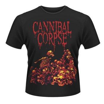koszulka CANNIBAL CORPSE - PILE OF SKULLS