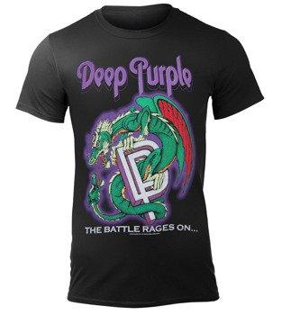 koszulka DEEP PURPLE - BATTLE RAGES ON