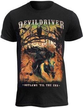 koszulka DEVILDRIVER - OUTLAWS TILL THE END VOL1
