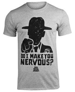 koszulka FULL METAL JACKET - DO I MAKE YOU NERVOUS