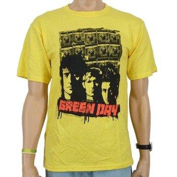 koszulka GREEN DAY - POSTER 09