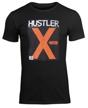 koszulka HUSTLER - X-RATED