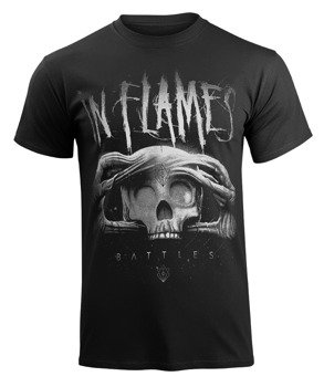 koszulka IN FLAMES - BATTLES 2 TONE