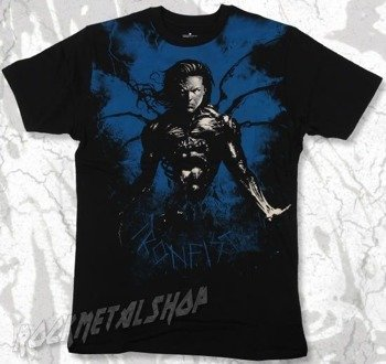 koszulka IRON FIST - BLUE STEEL (BLACK)