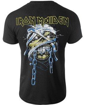 koszulka IRON MAIDEN - POWERSLAVE HEAD & LOGO