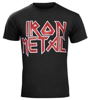 koszulka IRON METAL