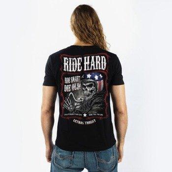 koszulka LETHAL THREAT - RIDE HARD