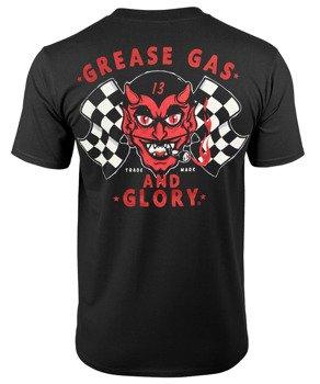 koszulka LUCKY 13 - GREASY DEVIL