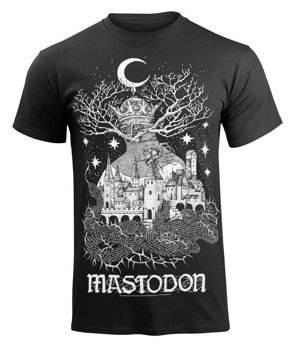 koszulka MASTODON - QUIET KINGDOM