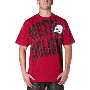 koszulka METAL MULISHA - GLIMPSE czerwona