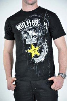 koszulka METAL MULISHA - RS WIDE OPEN czarna