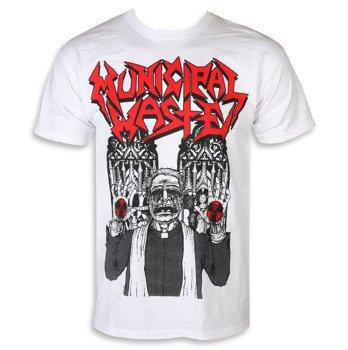koszulka MUNICIPAL WASTE - PRIEST
