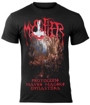 koszulka MYSTIFIER - PROTOGONI MAVRI MAGIKI DYNASTEIA