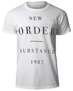 koszulka NEW ORDER - SUBSTANCE