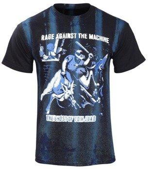koszulka RAGE AGAINST THE MACHINE - THE GHOST OF TOM JOAD, barwiona
