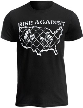 koszulka RISE AGAINST - CAGED